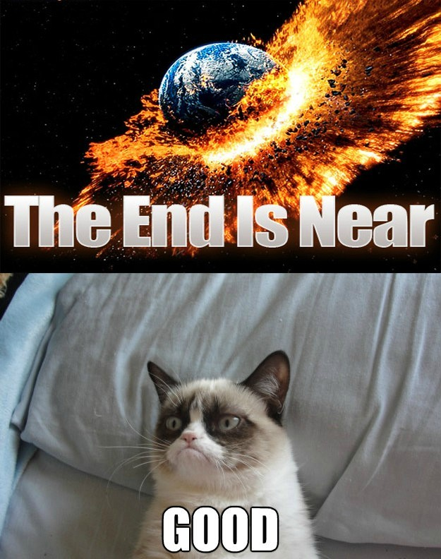 Grump Cat Apocalypse