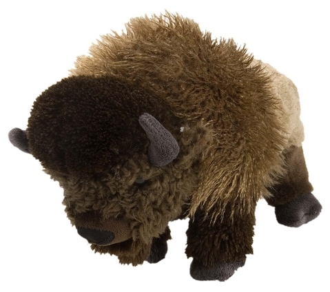 Stuffed Bison