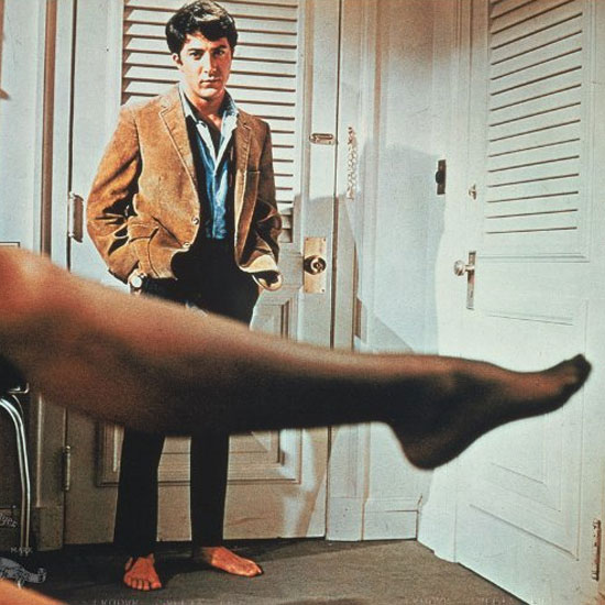 Mrs. Robinson, the original Cougar.