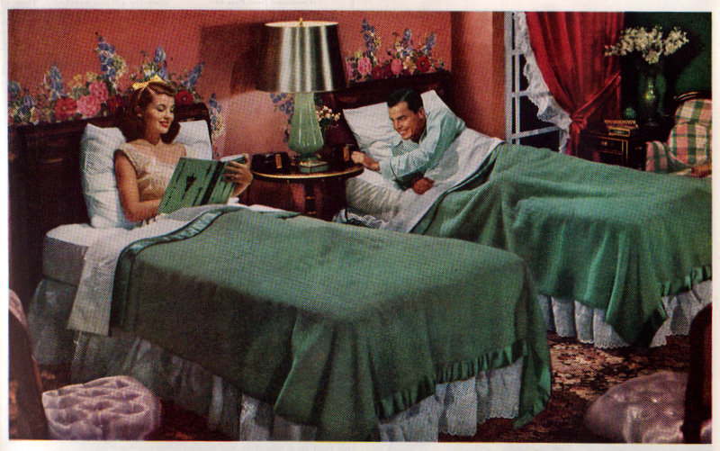 Vintage-Married-Couple-Twin-Beds