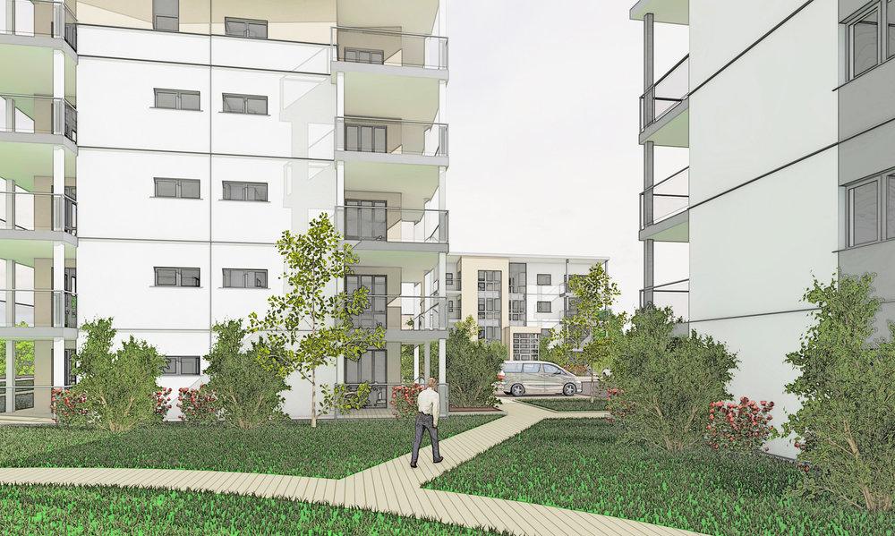Apartment Scheme - Hansfield