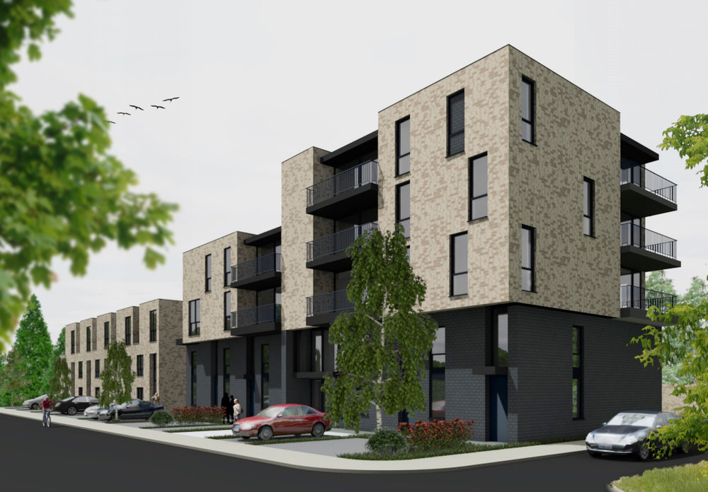 Mixed Residential - Adamstown