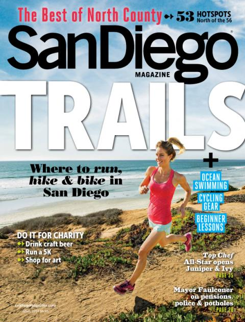 April 2017 - San Diego Magazine Best of North County