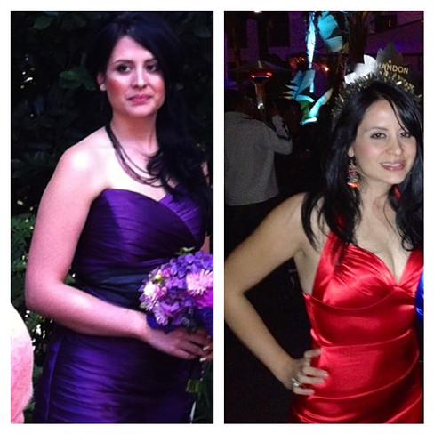 Michelle lost weight at Medarts Weight Loss Specialists in San Deigo