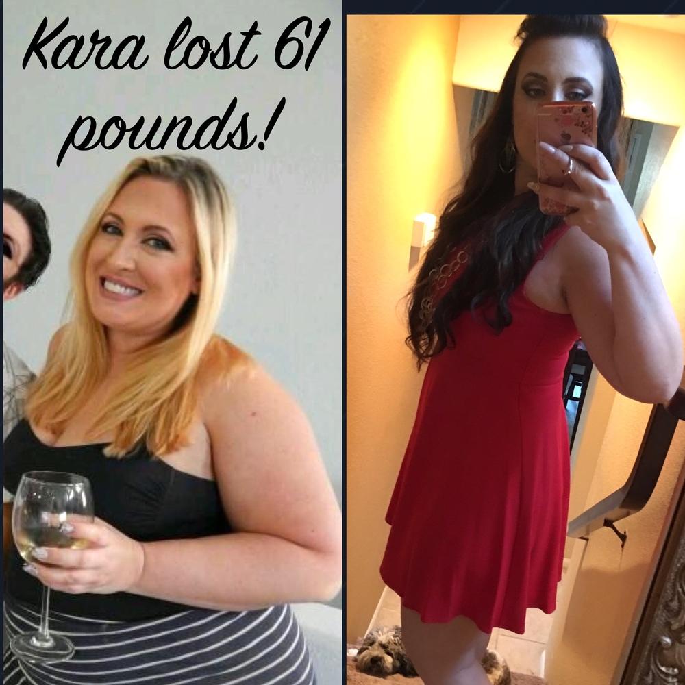 Kara Lose 61 Pounds at Medarts Weight Loss Specialists
