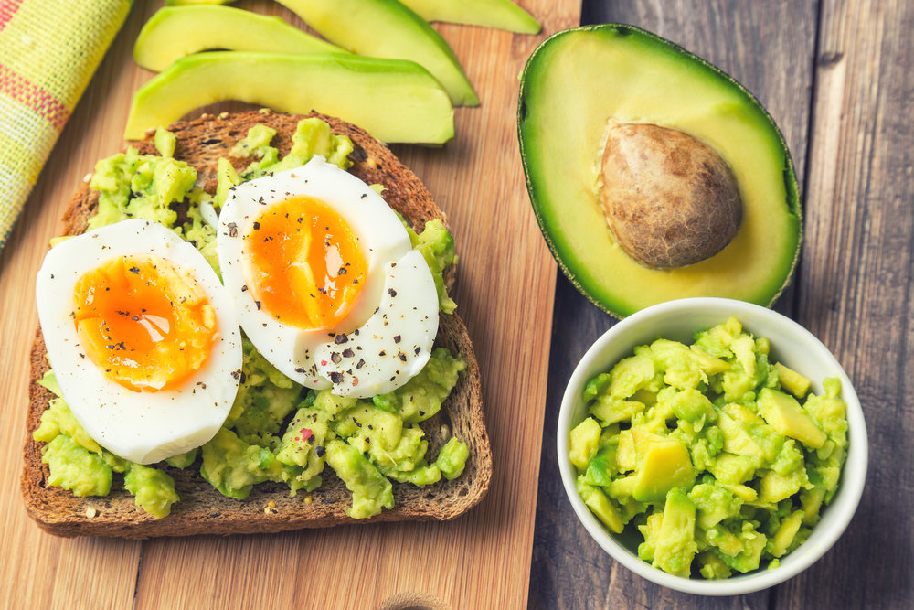 vitamin-b-weight-loss-avocado-healthy-diet