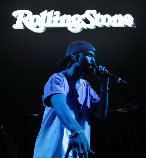 Big Sean at Rolling Stone Live: Houston