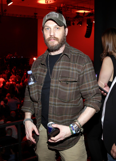 Tom Hardy at Rolling Stone Live: Houston
