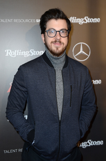 Christopher Mintz-Plasse at Rolling Stone Live: Houston