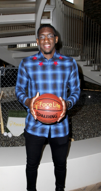 Langston Galloway at TR Sports Pre-ESPYs Party hosted by Martell Cognac