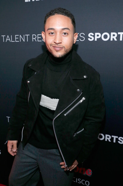 Actor Tahj Mowry attends Rolling Stone LIVE San Francisco party presented by Talent Resources Sports