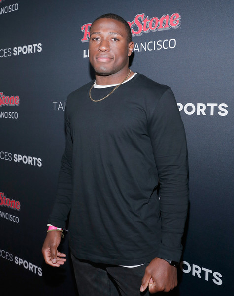 NFL player Randall Telfer attends Rolling Stone LIVE San Francisco party presented by Talent Resources Sports