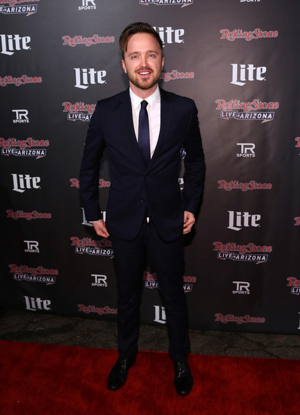 Actor Aaron Paul attends Rolling Stone LIVE Arizona Presented by Talent Resources Sports