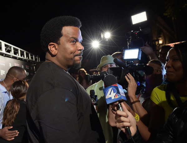 Actor Craig Robinson attends Rolling Stone LIVE Arizona Presented by Talent Resources Sports