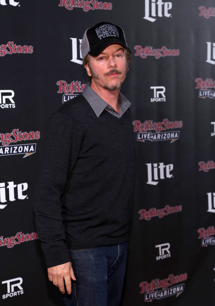 Actor David Spade attends Rolling Stone LIVE Arizona Presented by Talent Resources Sports