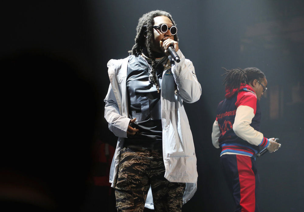 MIGOS – Headlining performance at Rolling Stone LIVE: Minneapolis