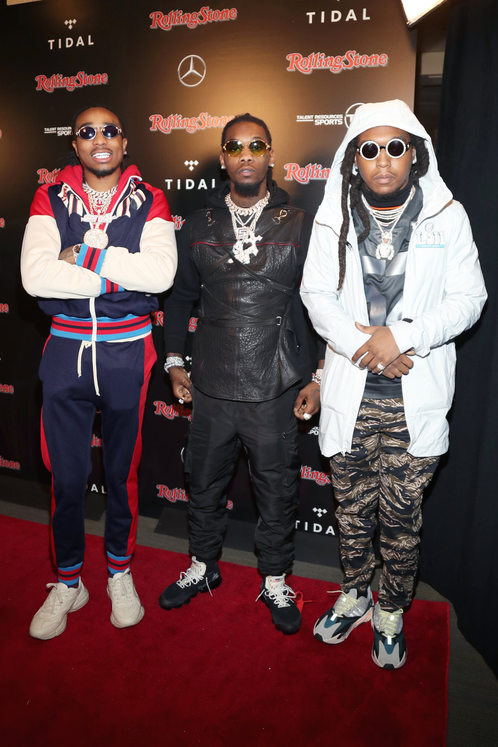 Quavo, Offset & Takeoff from MIGOS