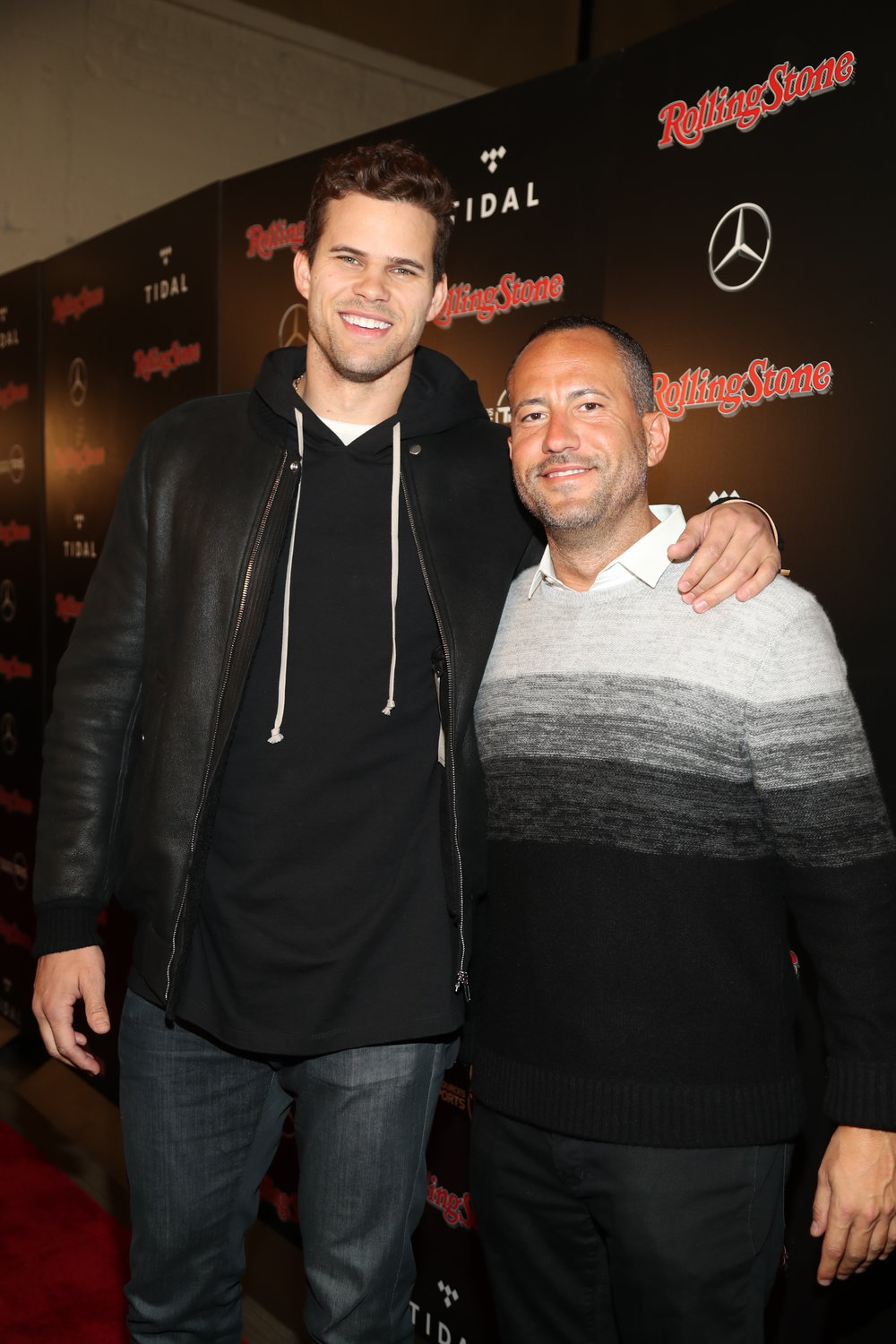 Kris Humphries & David Spencer