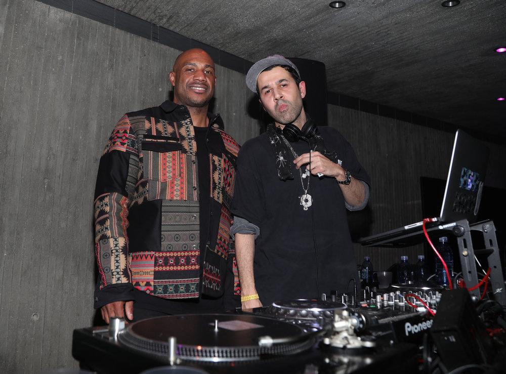 'Biggs' Burke & DJ Jus Ske