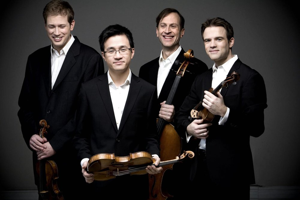 New Orford String Quartet May 12 2018