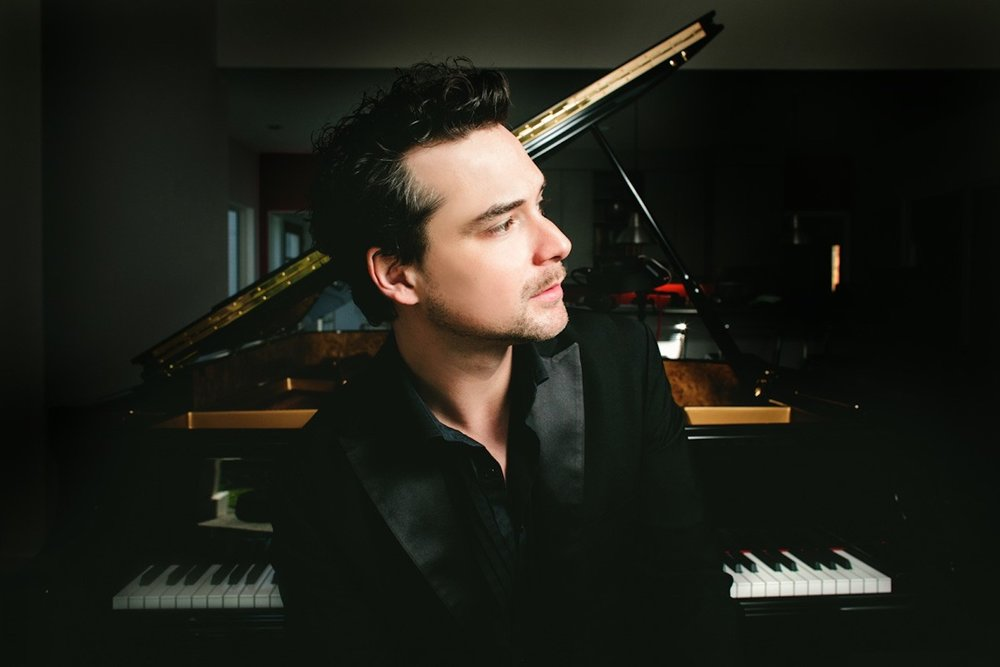 MICHAEL KAESHAMMER - December 6, 2018 ● 7:30pmKaeshammer's loyal legion of fans around the globe have come to expect the unexpected from the BC-based singer, songwriter, pianist and producer. Unconstrained by genre barriers, he follows his own muse. His 2018 tour explores his latest album, SOMETHING NEW, recorded in the heart of New Orleans.