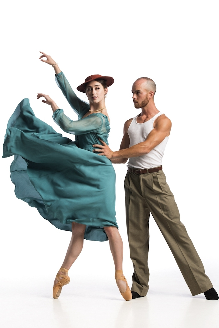BALLET KELOWNA:a STREETCAR NAMED DESIRE - October 16, 2018 ● 7:30pmIn celebration of Ballet Kelowna's 15th anniversary season, the company presents its first full-length ballet – A Streetcar Named Desire, by renowned Canadian choreographer John Alleyne.