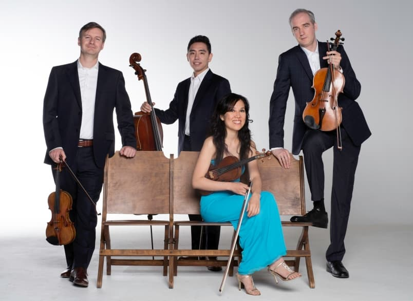 BOREALIS STRING QUARTET - With Special Guest Ian Parker