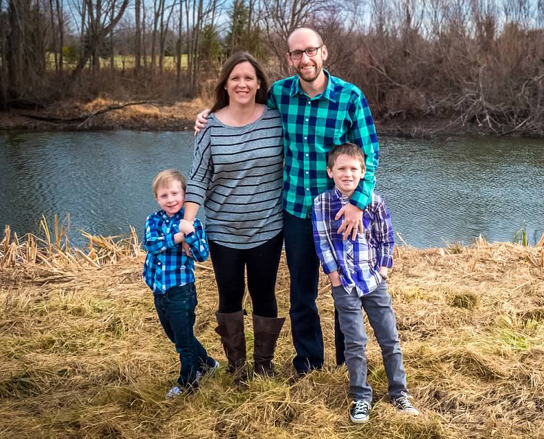 Dr. Janelle Maxwell Pflieger And Dr. Matt Pflieger.  Born and raised in Indiana, these two family physicians  with their two boys  have returned home to start their own direct primary care practice:  Cardinal Family Medicine.