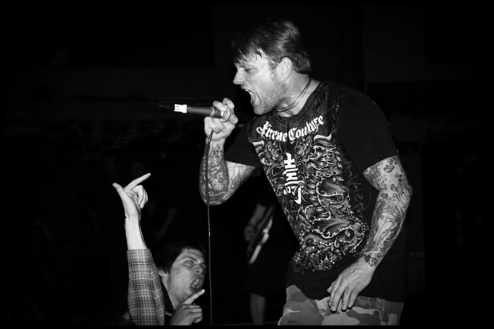 John Joseph performing with The Cro-Mags. Photo Courtesy Of: Amber Karnes, via Flickr