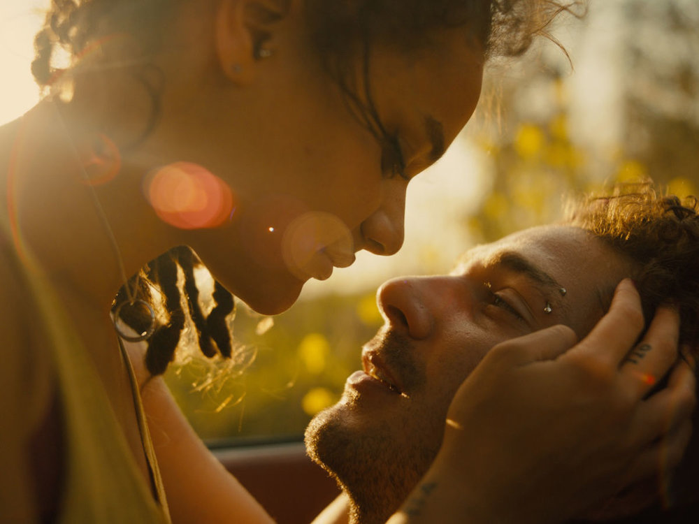 Sasha Lane & Shia LaBeouf in American Honey. Photo courtesy of A24 Films.