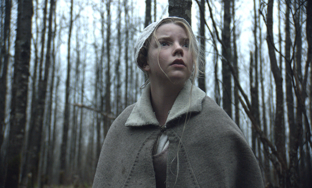 "Thomasin in ""The Witch,"" played by Anya Taylor-Joy. Courtesy of A24"