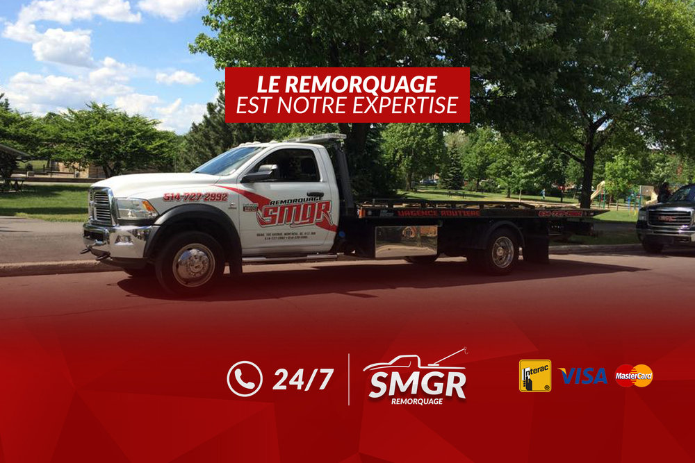 Remorquage SMGR