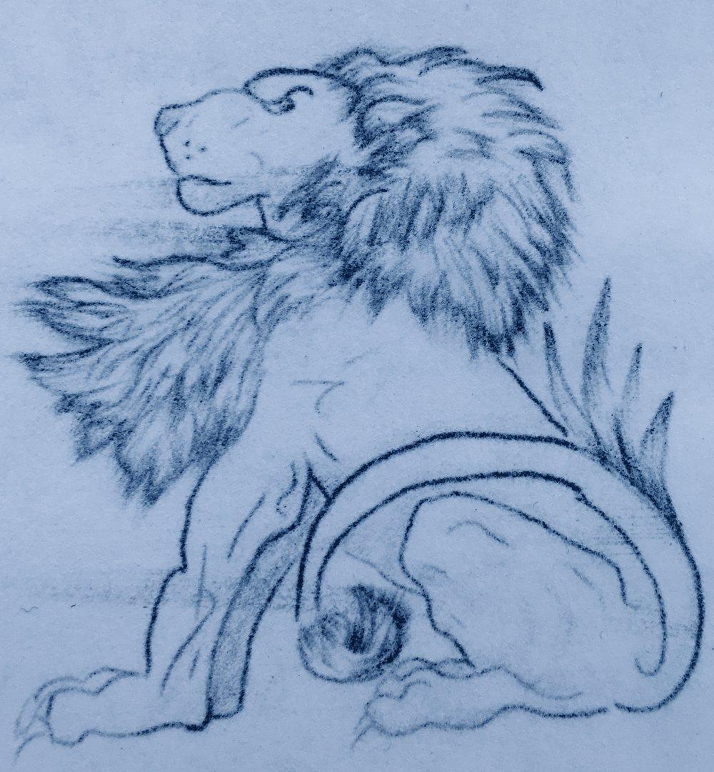 B-Rad's Envelope Sketch