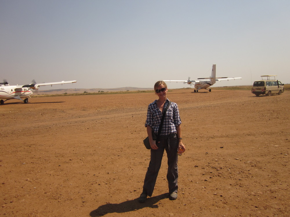 Masai Mara Landing Strip