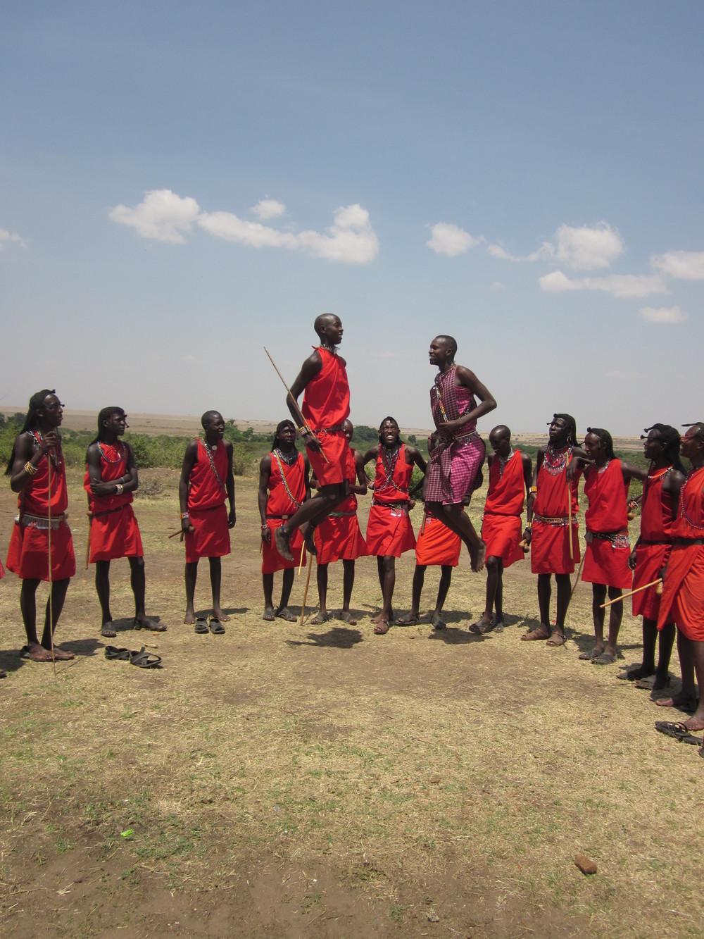 Masai Mara Safari Village