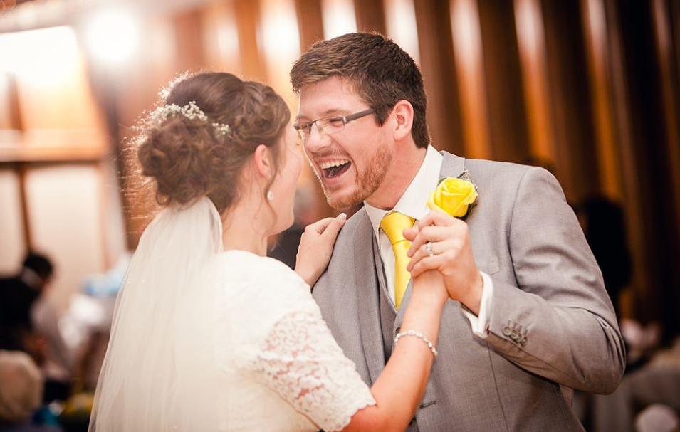 orange county wedding event planner first dance