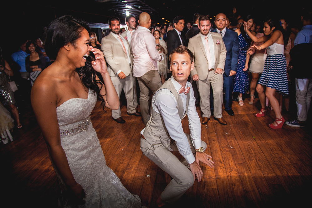 orange county wedding event planner dance moves