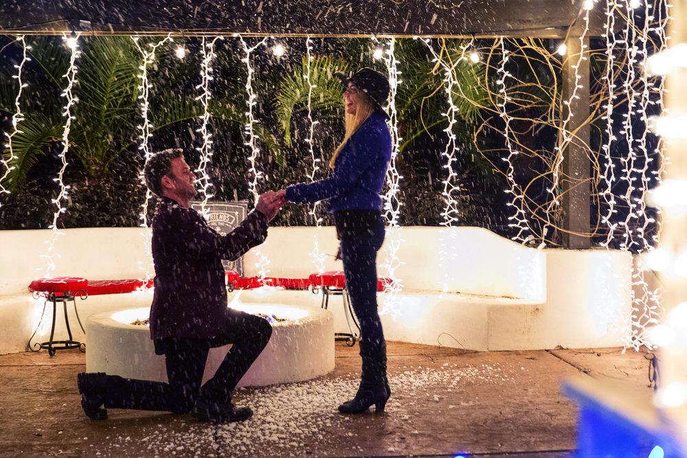 orange county wedding event planner wedding proposal