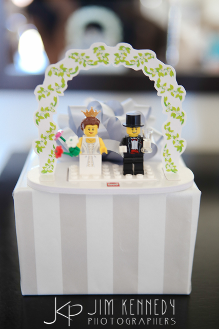 orange county wedding event planner lego wedding cake toppers