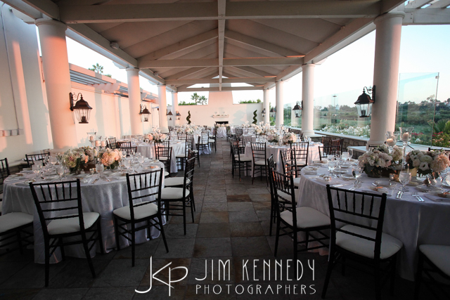 orange county wedding event planner wedding dining area