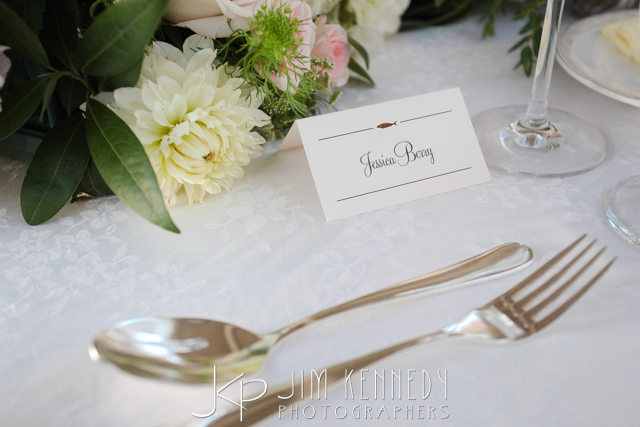 orange county wedding event planner table card