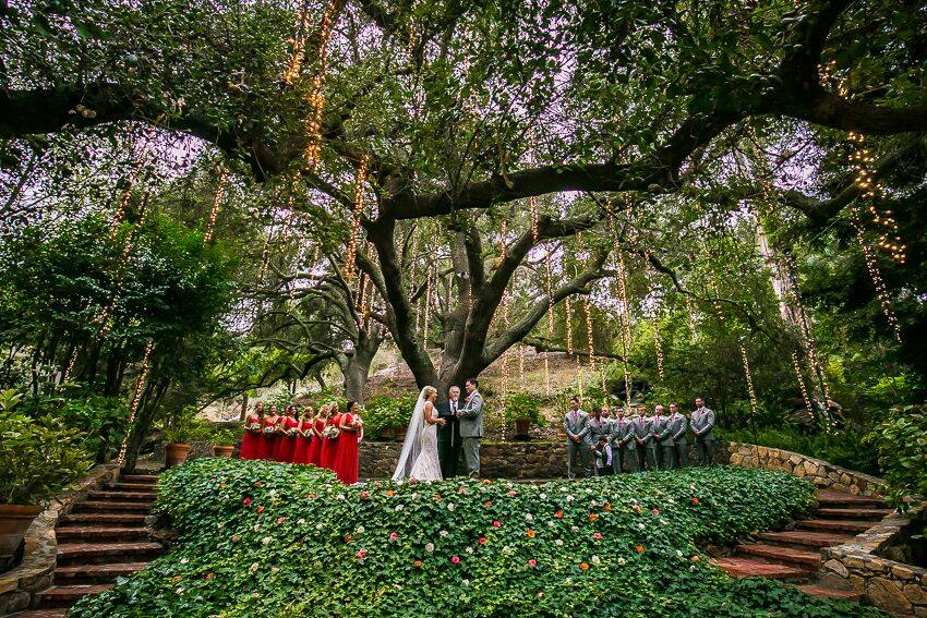 orange county wedding event planner wedding ceremony