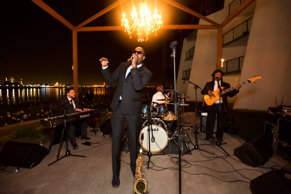 orange county corporate event planner james brown band live
