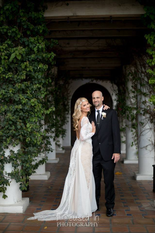 orange county wedding event planner couple