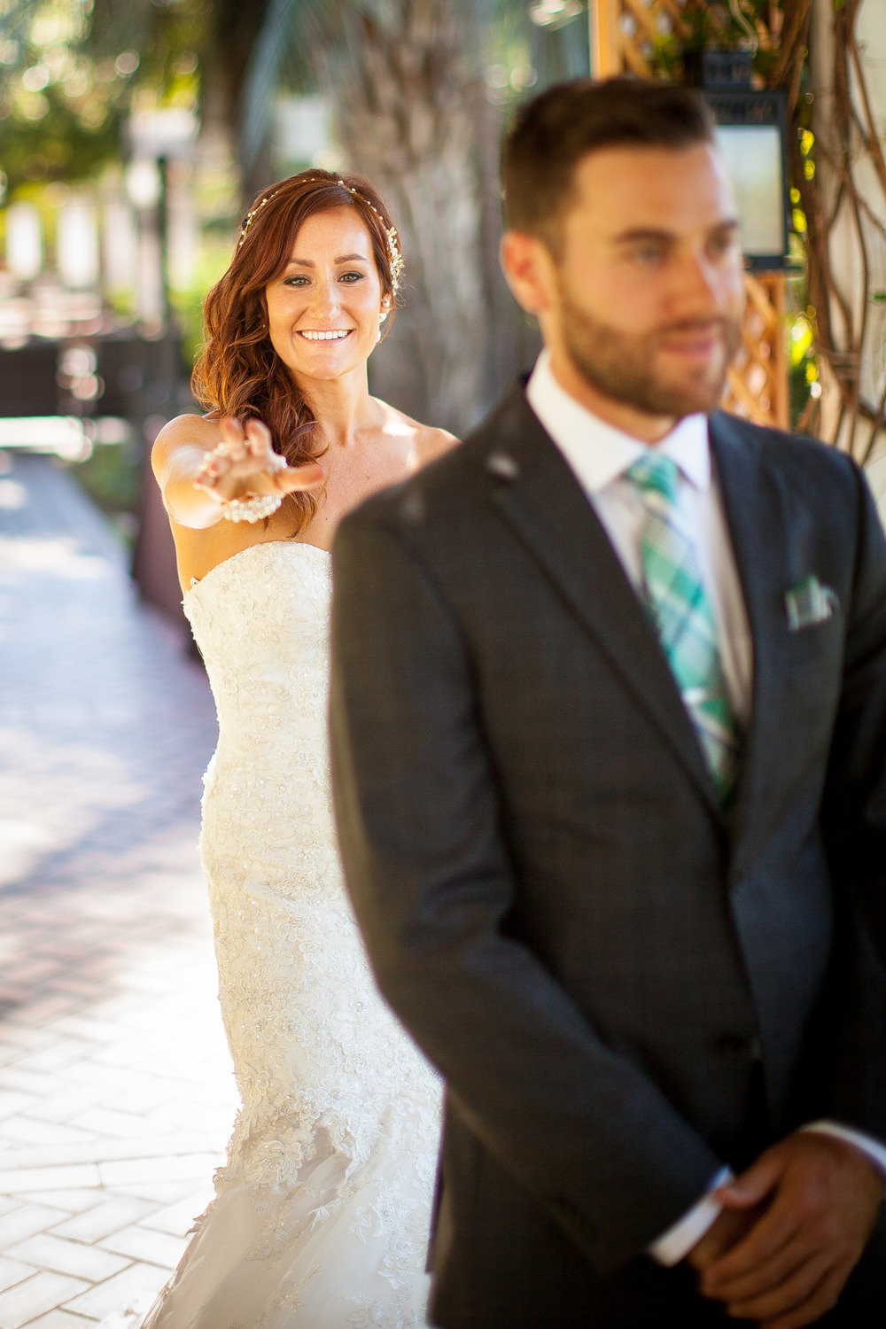 Newport Beach Marriott Wedding Planner first look