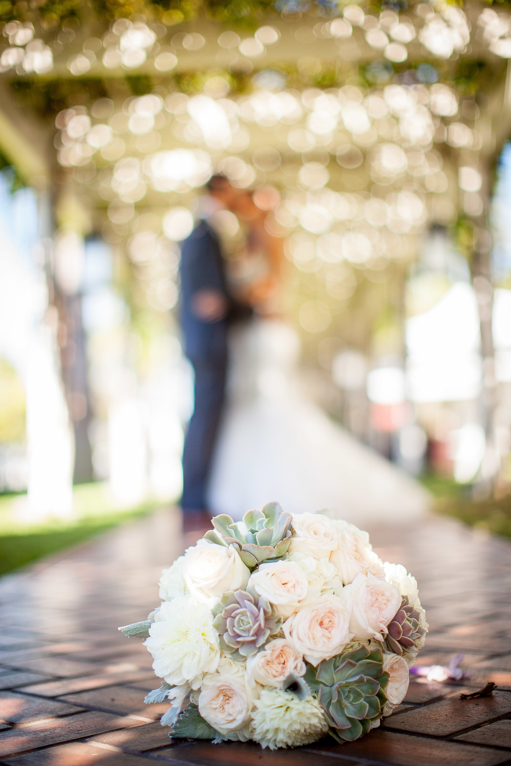 orange county wedding event planner wedding bouquet