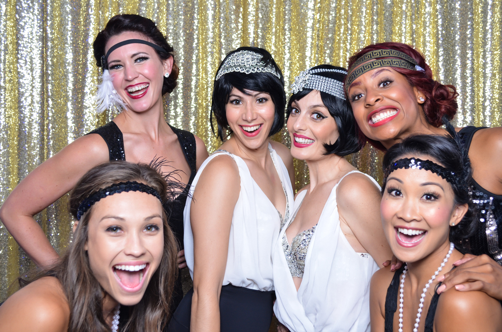 orange county corporate event planner photo booth