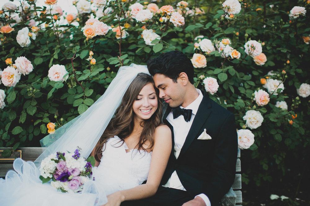 Rose Garden Wedding Orange County Wedding Planner