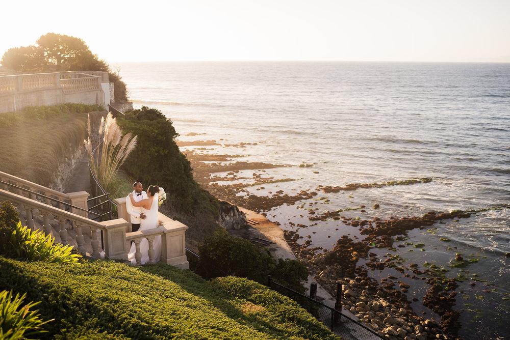 Neighborhood Church Palos Verdes Wedding