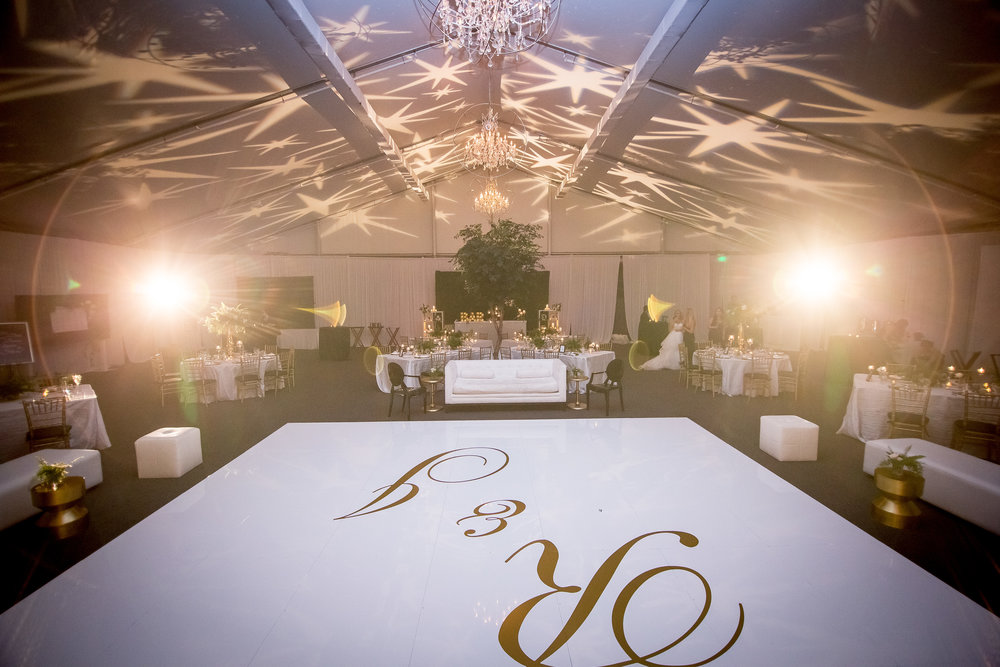 Oceanfront Southern California Wedding